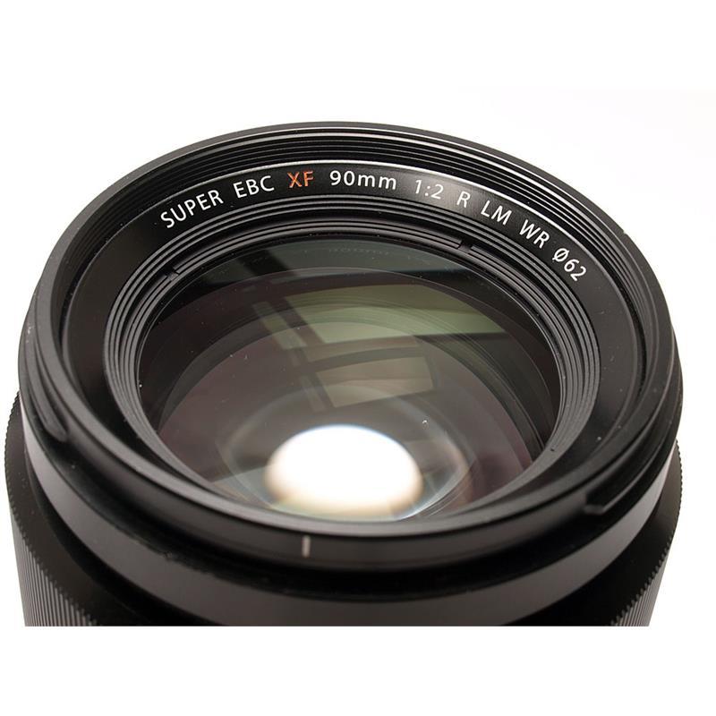 Fujifilm 90mm F2 WR XF Thumbnail Image 1