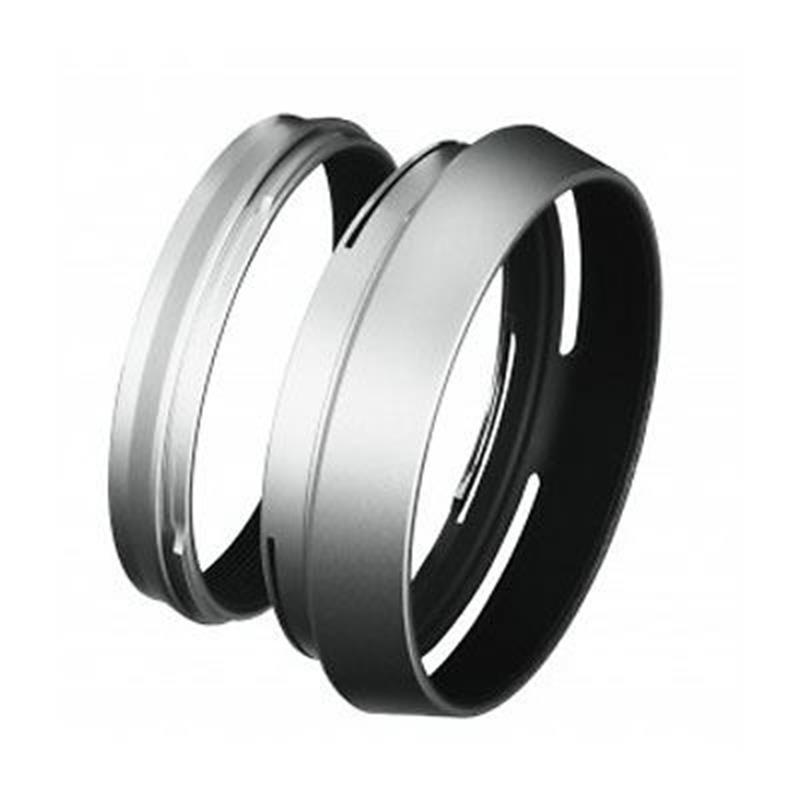 Fujifilm LH-X100 Hood - Silver Image 1