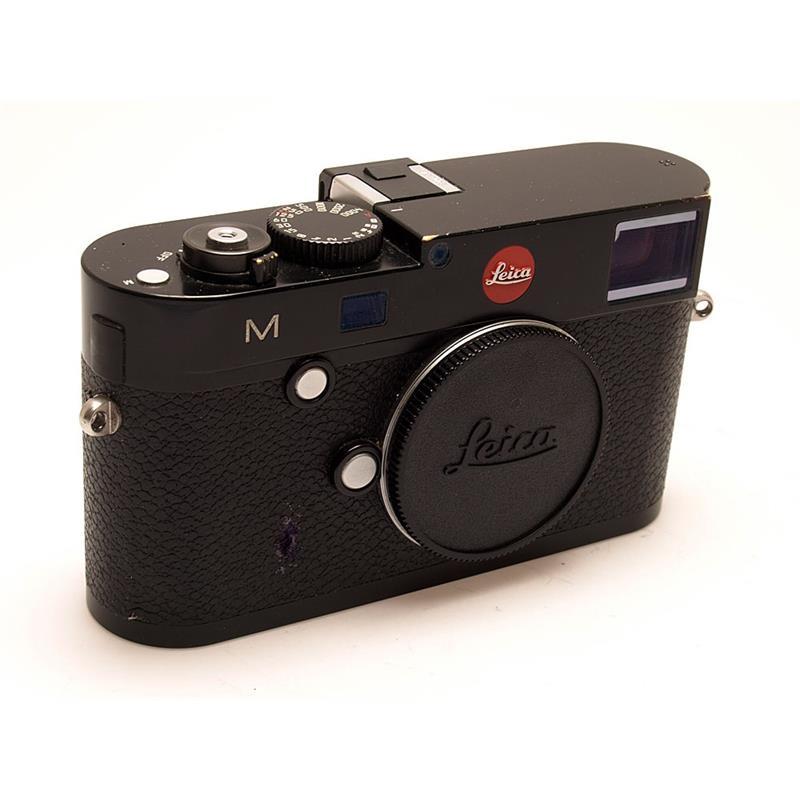 Leica M (Typ 240) Body Only - Black Thumbnail Image 0