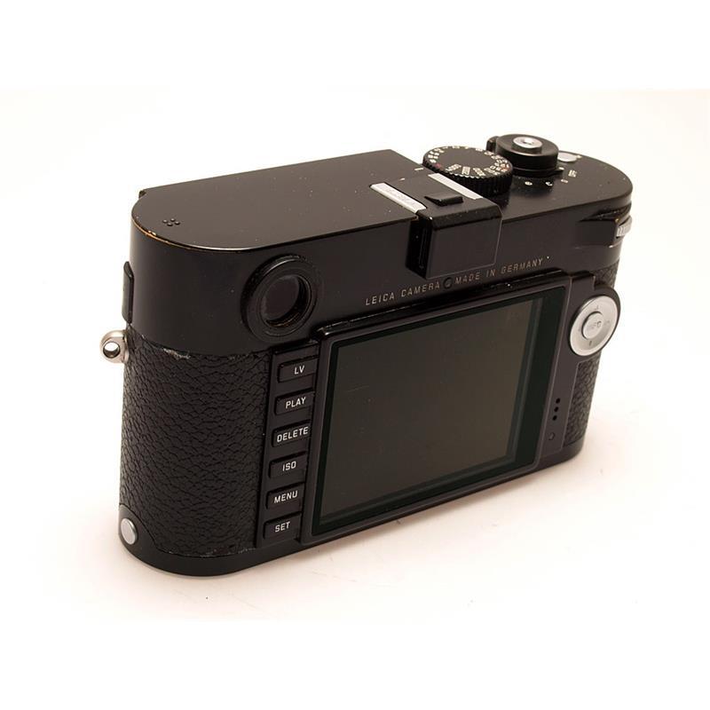 Leica M (Typ 240) Body Only - Black Thumbnail Image 1