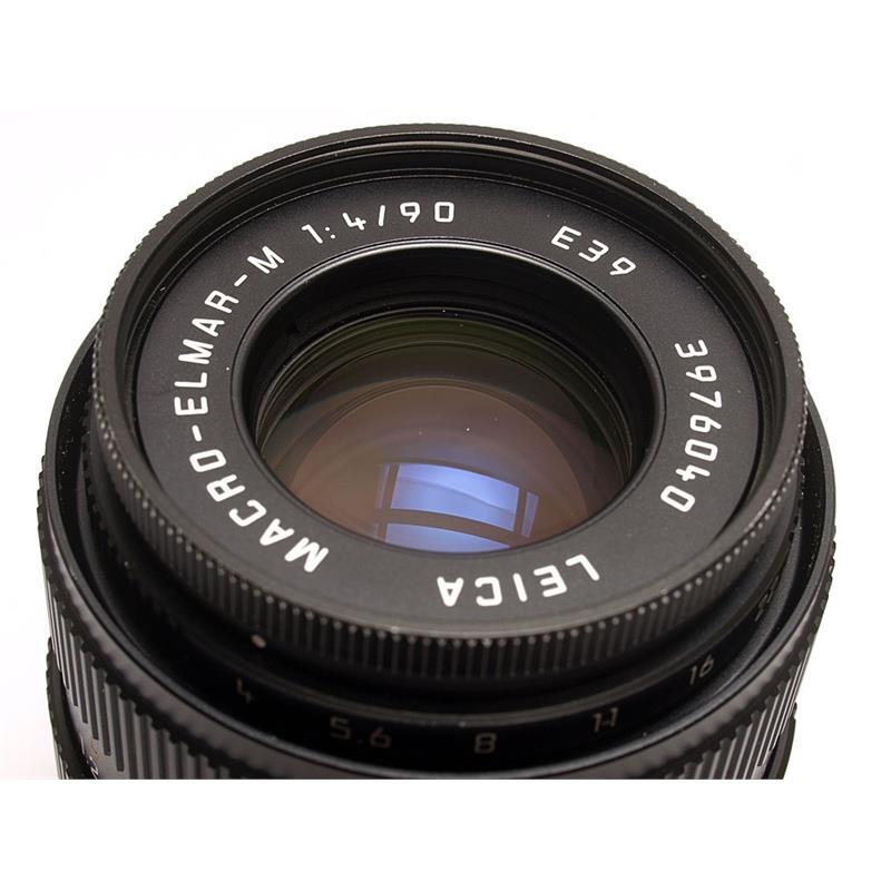 Leica 90mm F4 Macro M Set 6bit Thumbnail Image 1