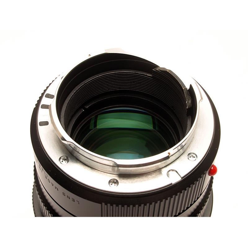 Leica 90mm F2 Apo M Black 6Bit Thumbnail Image 2
