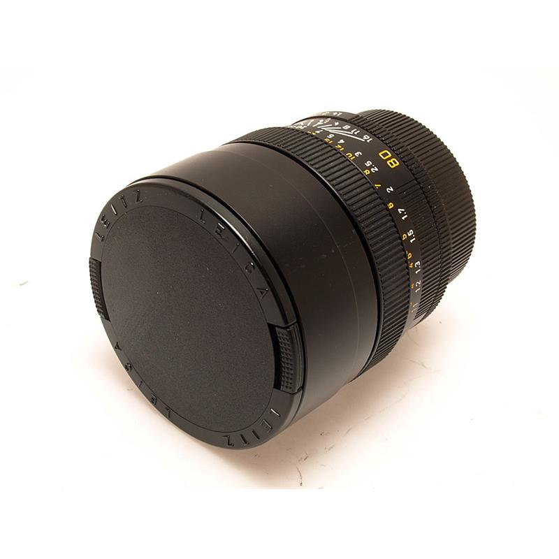 Leica 80mm F1.4 R 3cam Thumbnail Image 0