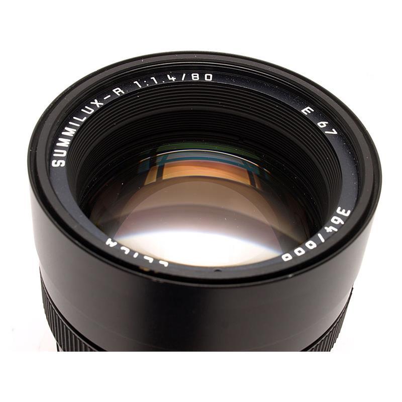 Leica 80mm F1.4 R 3cam Thumbnail Image 1