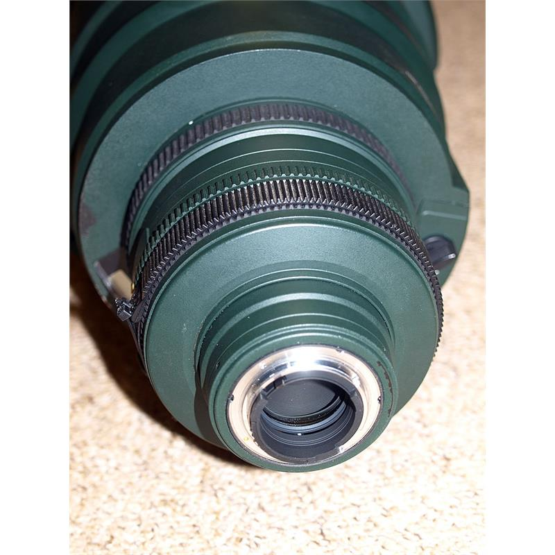 Sigma 200-500mm f2.8 APO EX DG - Nikon AF Thumbnail Image 2