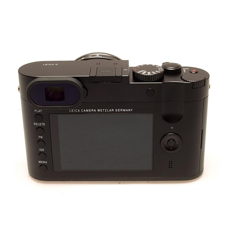 Leica Q (Typ 116) - Black Thumbnail Image 1