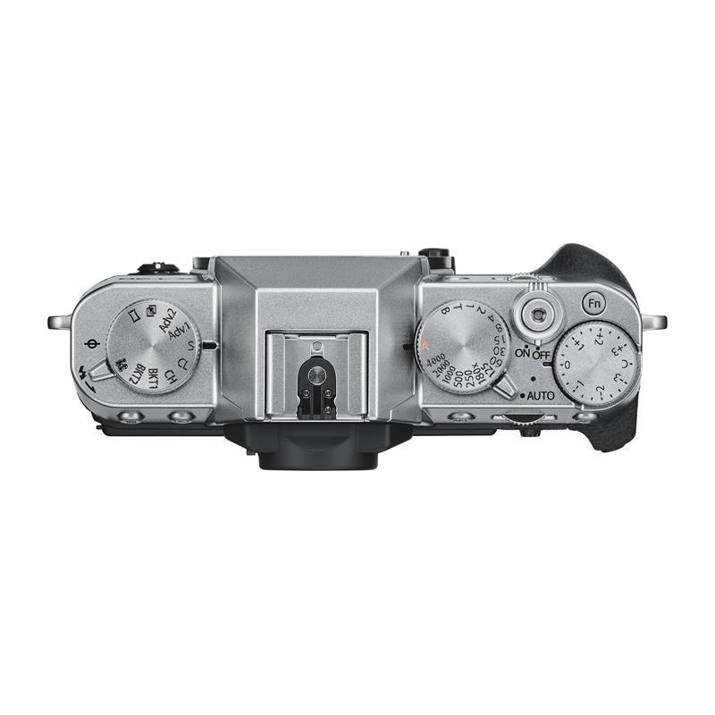 Fujifilm X-T30 Body Only - Silver  Thumbnail Image 2