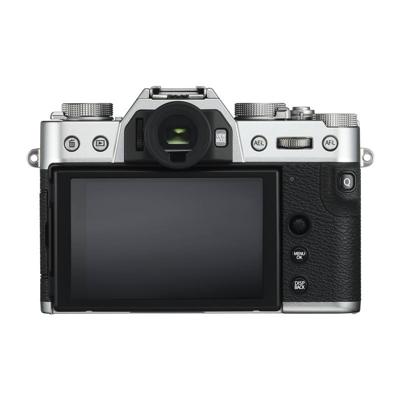 Fujifilm X-T30 Body Only - Silver  Thumbnail Image 1