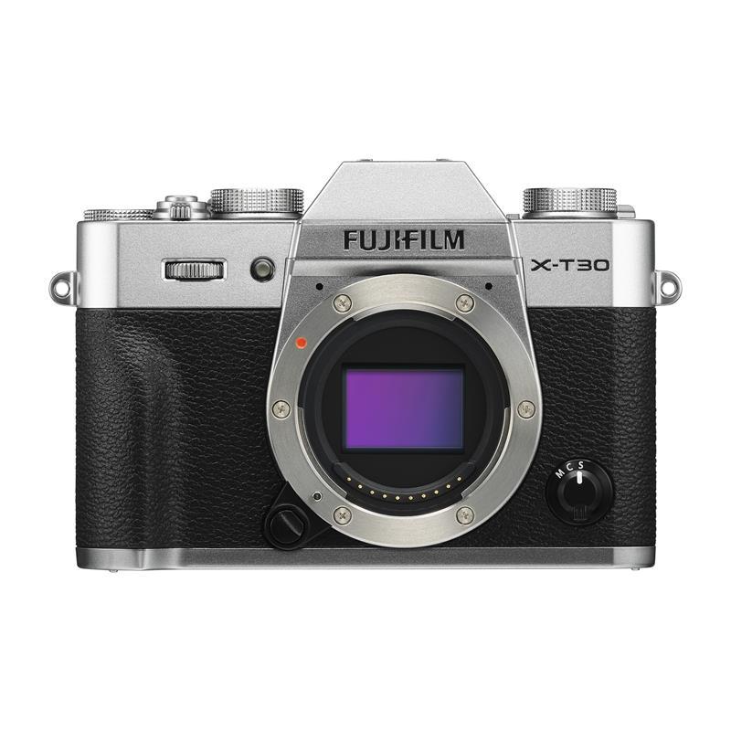 Fujifilm X-T30 Body Only - Silver  Thumbnail Image 0