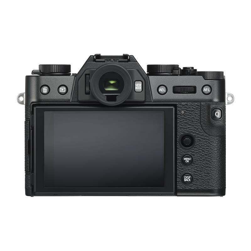 Fujifilm X-T30 Body Only - Black Thumbnail Image 1