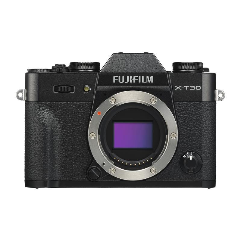 Fujifilm X-T30 Body Only - Black Thumbnail Image 0