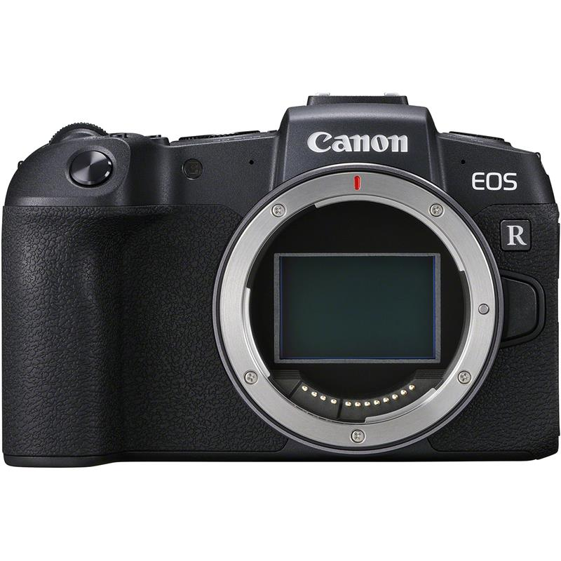 Canon EOS RP Body + Mount Adapter EF Image 1