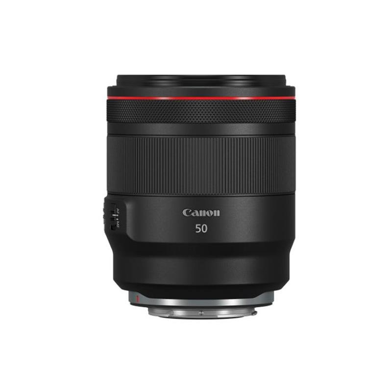Canon 50mm F1.2 RF L USM - Voucher Code CAN10 Image 1
