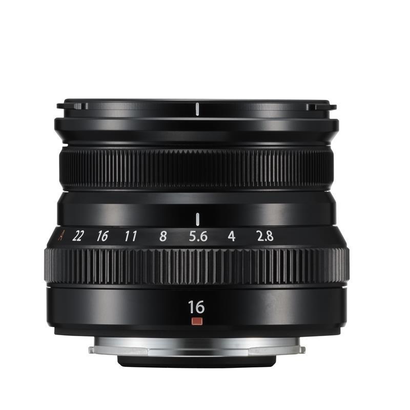 Fujifilm 16mm f2.8 R WR XF - Black Thumbnail Image 0
