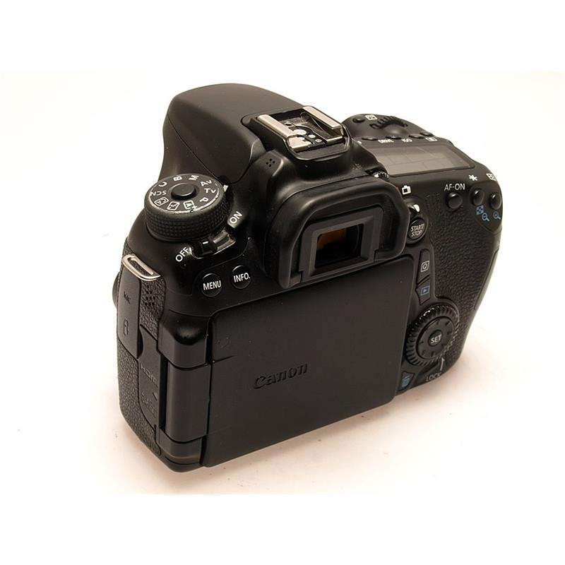 Canon EOS 70D Body Only Thumbnail Image 1