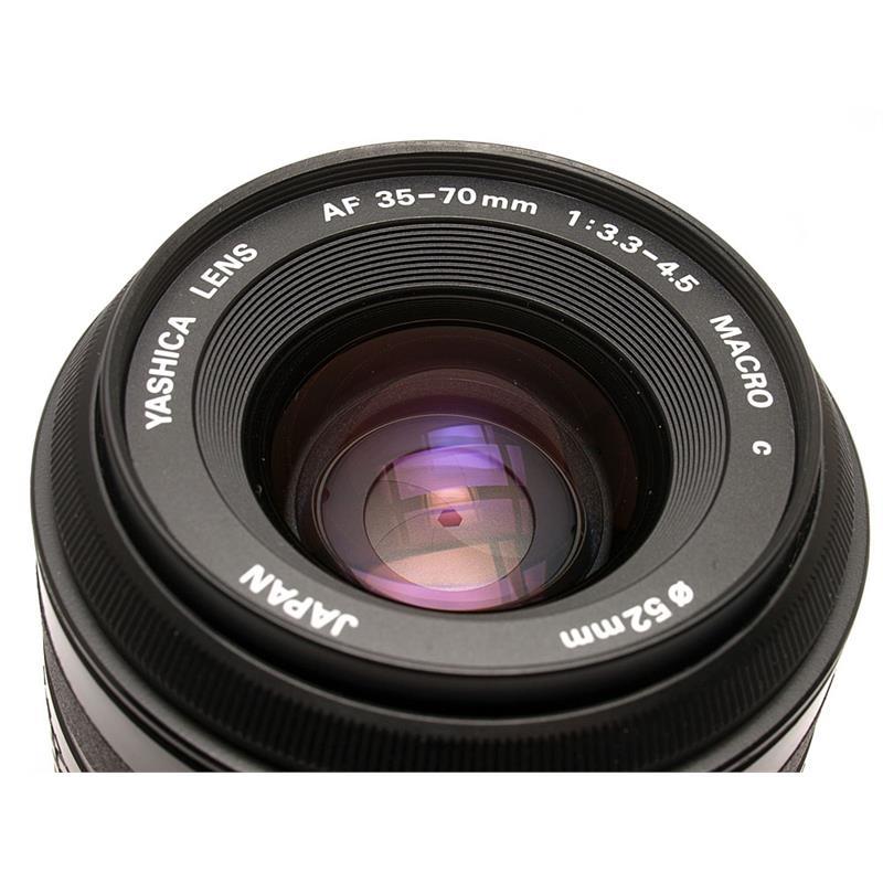 Yashica 35-70mm F3.3-4.5 AF Thumbnail Image 1