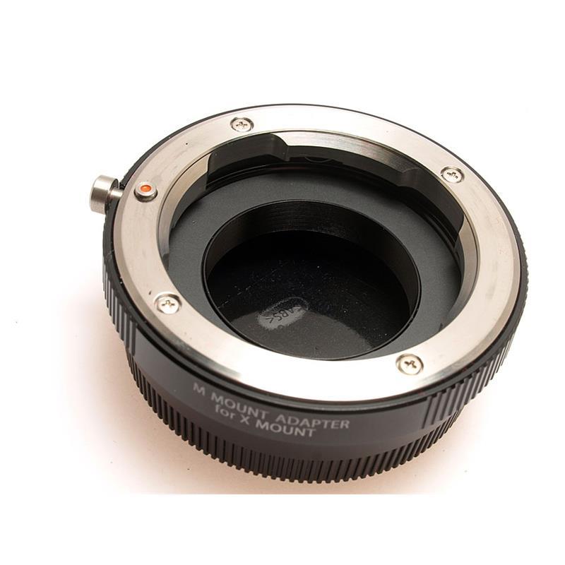 Fujifilm M Mount Adapter Thumbnail Image 1