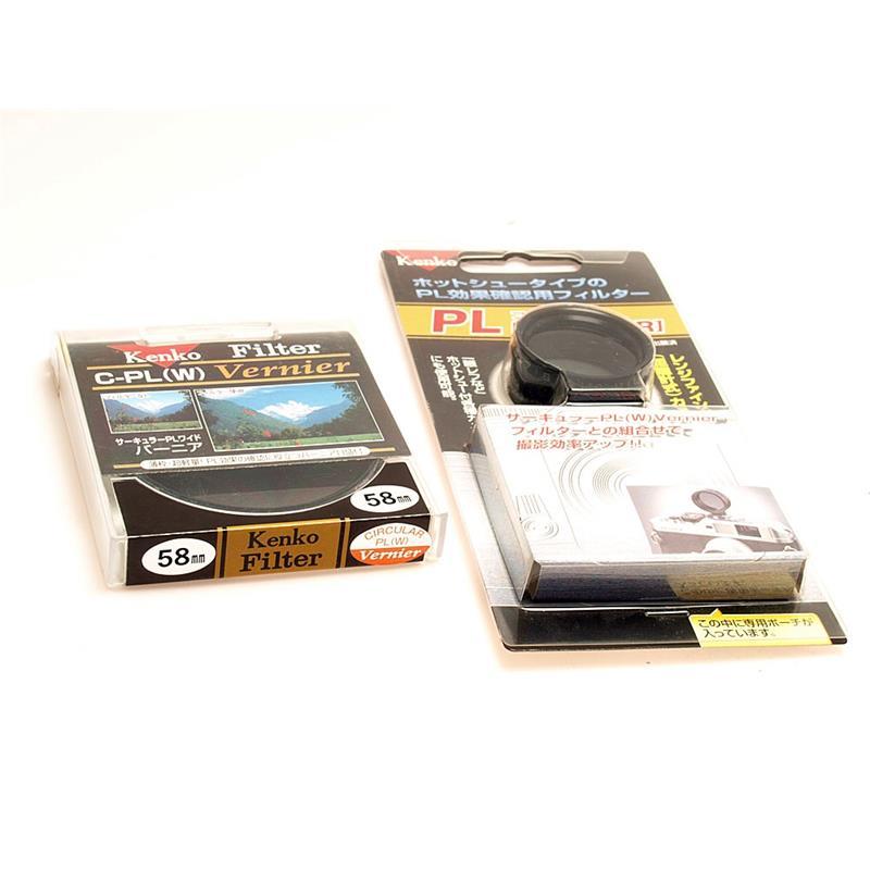 Kenko 49mm Circular Polariser + Checker Image 1