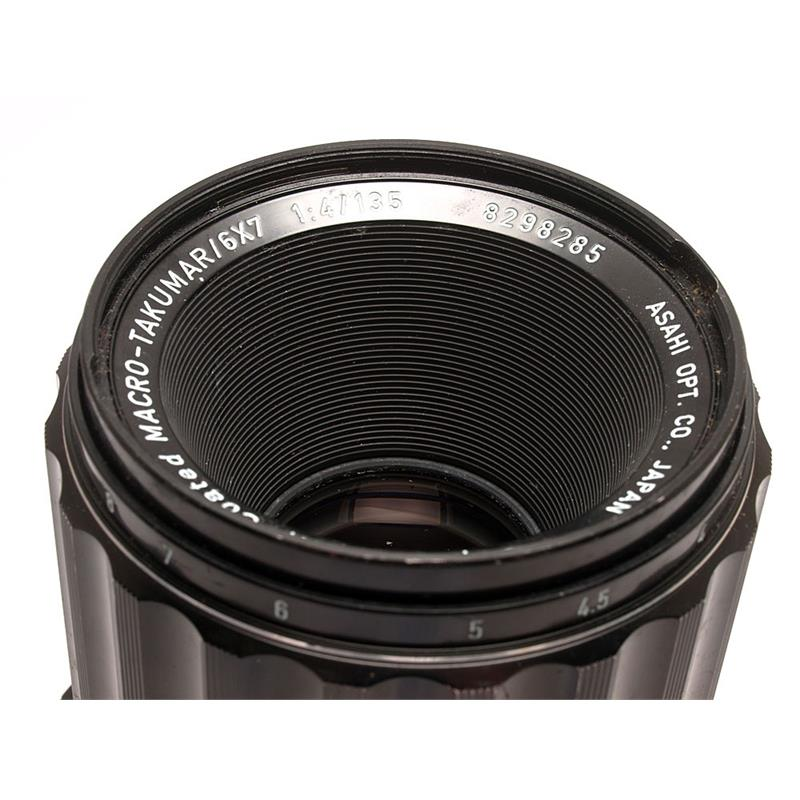 Pentax 135mm F4 SMC Macro Thumbnail Image 1
