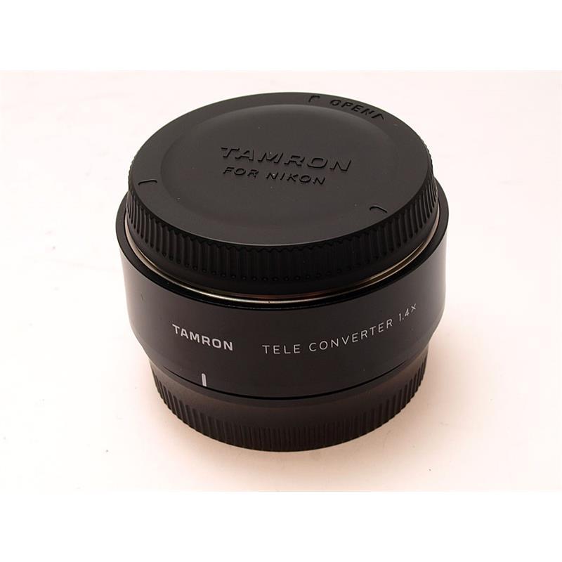 Tamron TC-X14 1.4x Tele converter - Nikon AF Thumbnail Image 0