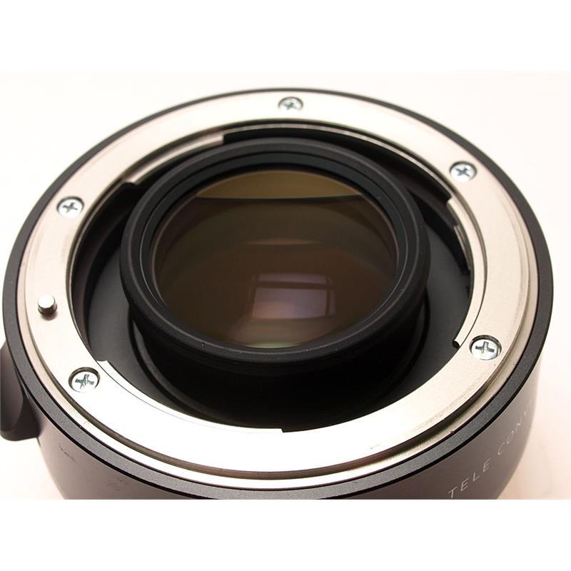Tamron TC-X14 1.4x Tele converter - Nikon AF Thumbnail Image 1
