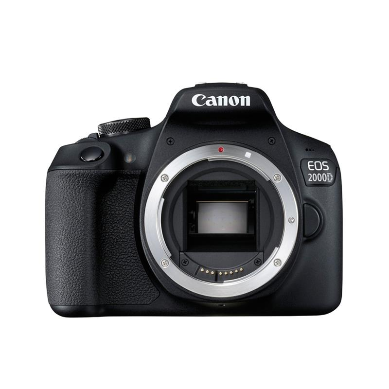 Canon EOS 2000D Body Only  Thumbnail Image 0
