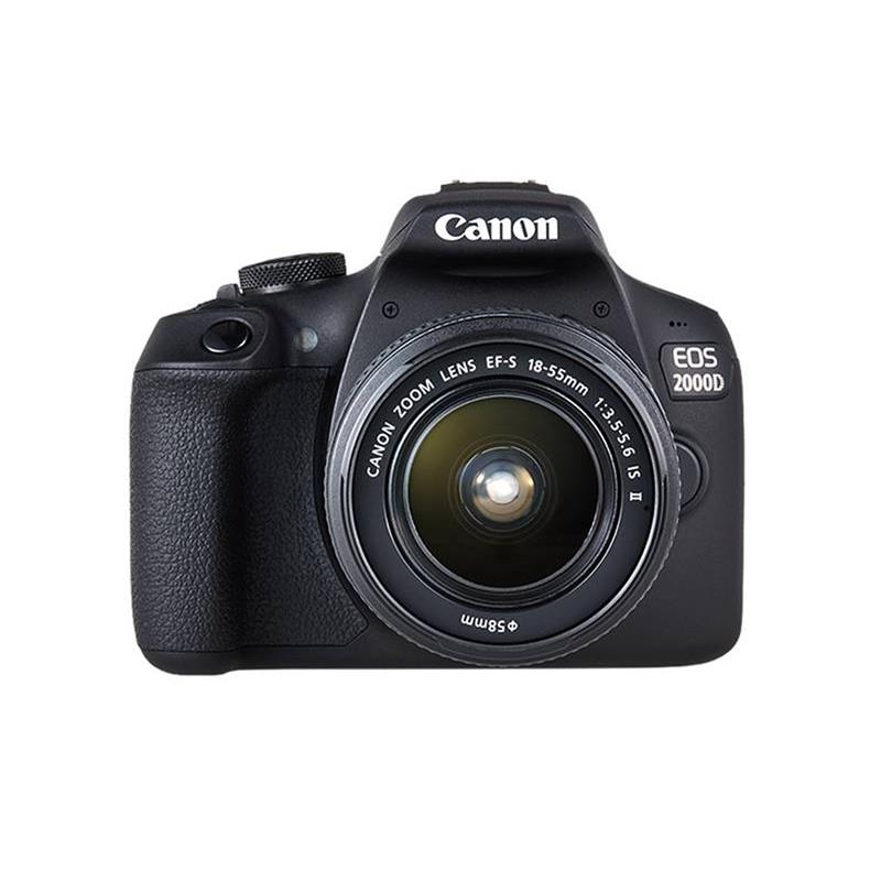 Canon EOS 2000D + 18-55mm IS  Thumbnail Image 0