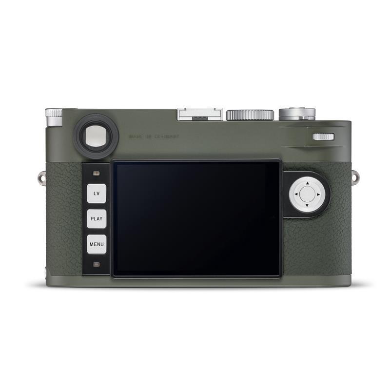 Leica M10-P Safari Body Only - Green Thumbnail Image 1