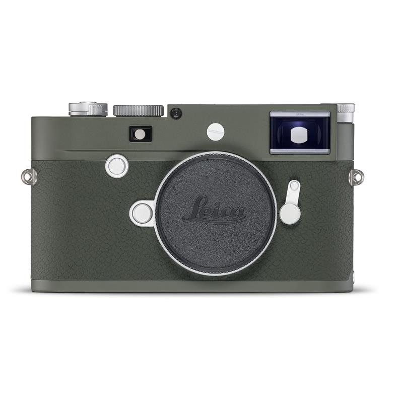 Leica M10-P Safari Body Only - Green Image 1
