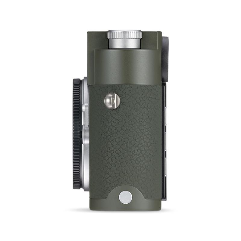 Leica M10-P Safari Body Only - Green Thumbnail Image 3