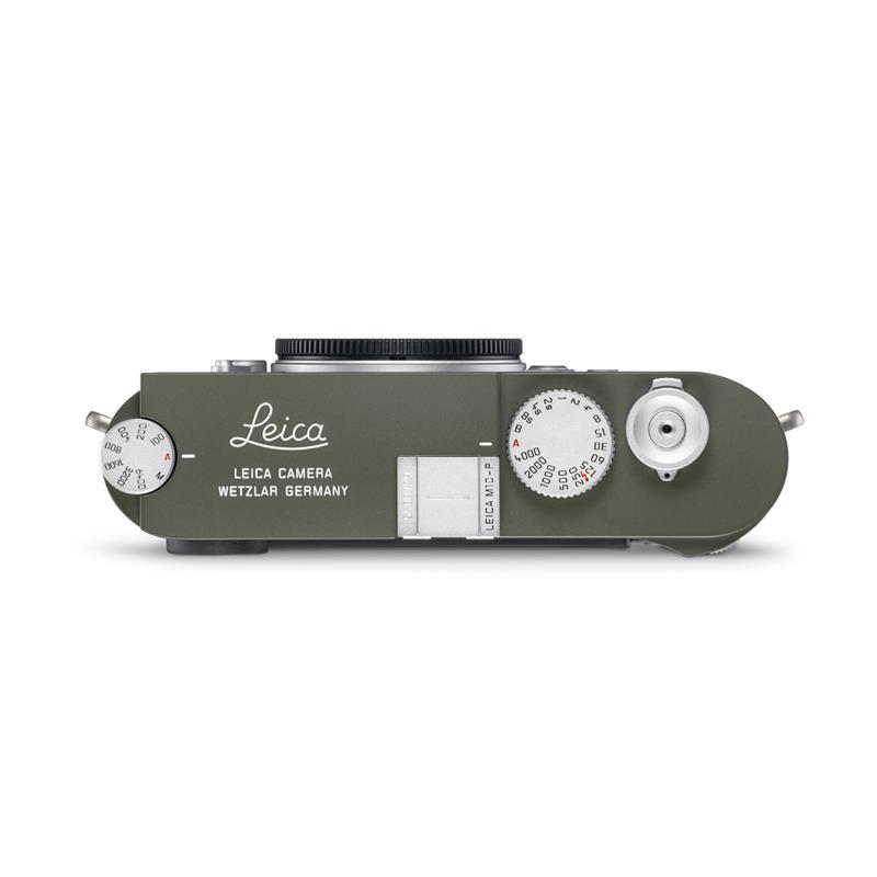 Leica M10-P Safari Body Only - Green Thumbnail Image 2
