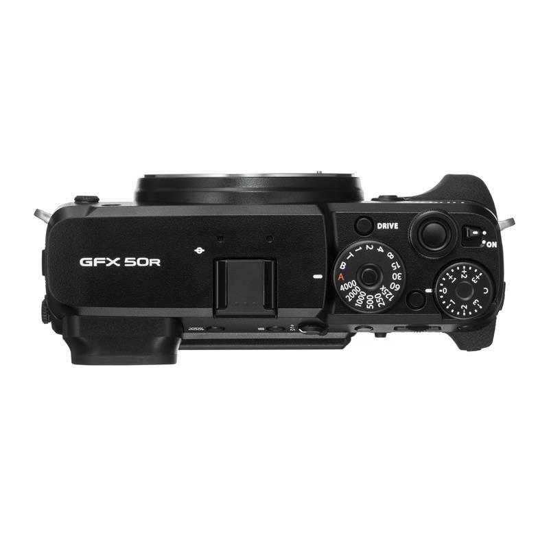 Fujifilm GFX 50R Body Only Thumbnail Image 2