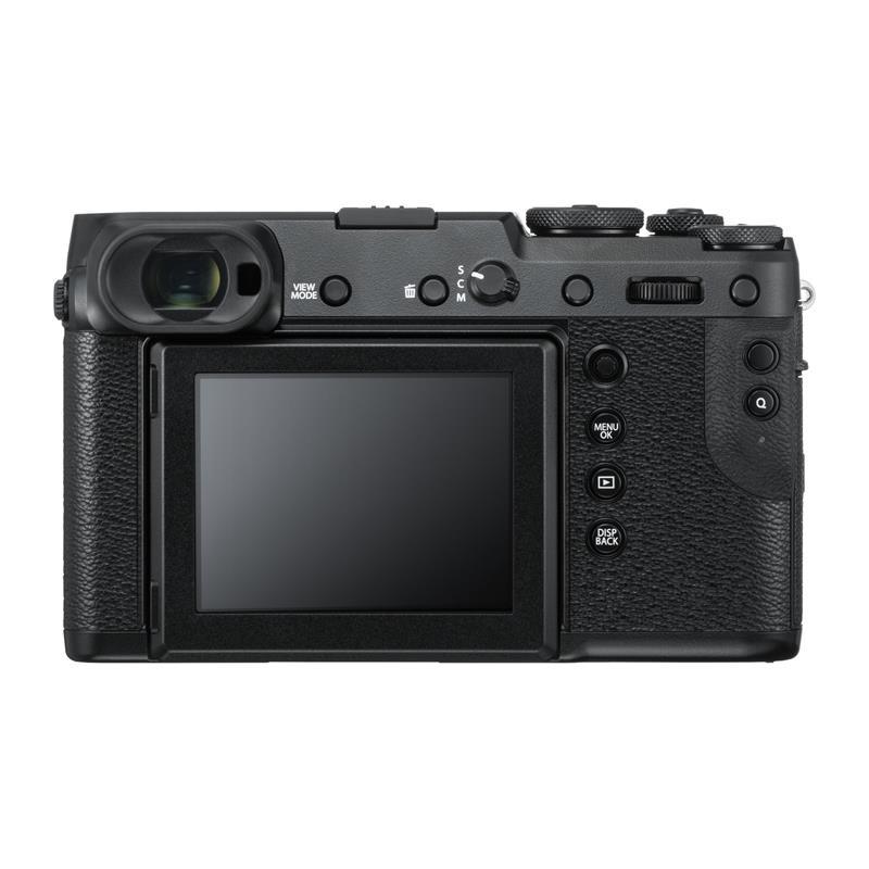Fujifilm GFX 50R Body Only Thumbnail Image 1