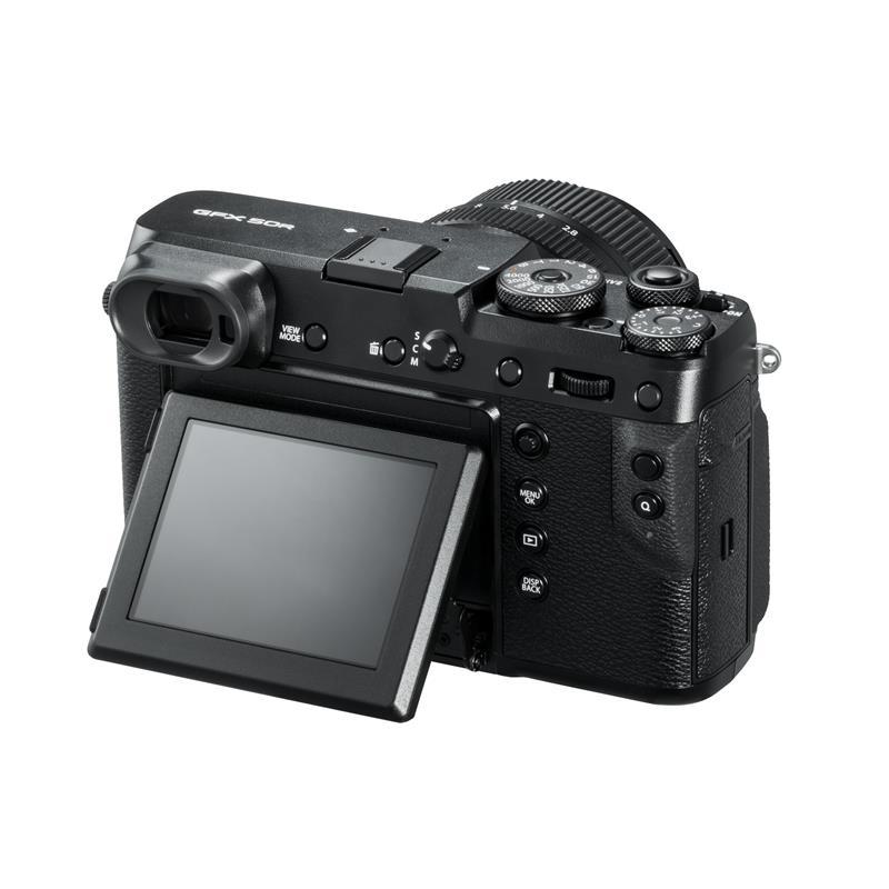 Fujifilm GFX 50R Body Only Thumbnail Image 3