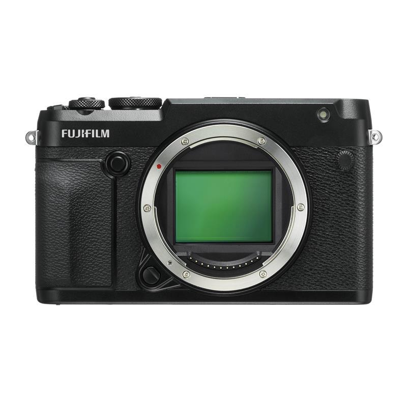 Fujifilm GFX 50R Body Only Thumbnail Image 0