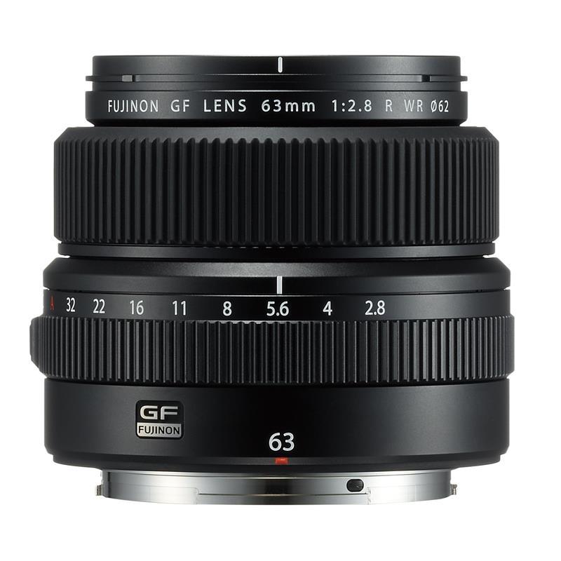 Fujifilm 63mm F2.8 R WR GF - GFX Series Thumbnail Image 1