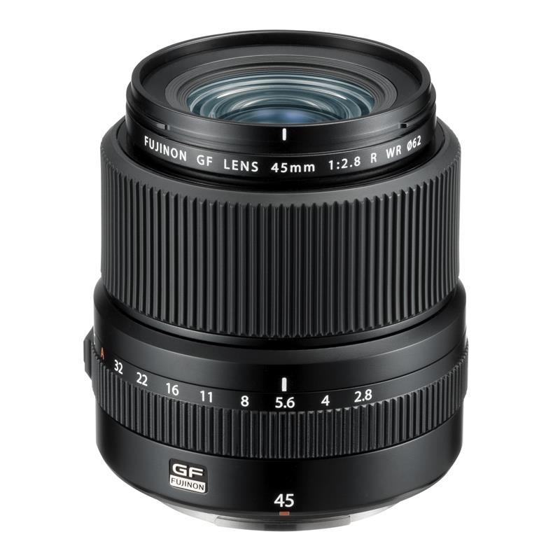 Fujifilm 45mm F2.8 R WR GF - GFX Series Thumbnail Image 1