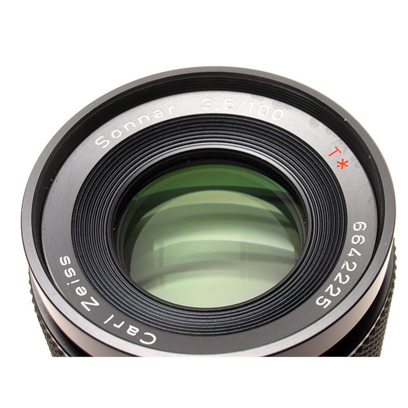 Contax 100mm F3.5 AE Thumbnail Image 1