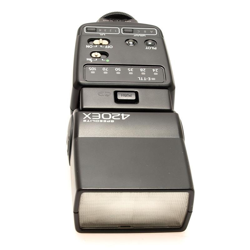 Canon 420EX Speedlite Thumbnail Image 2
