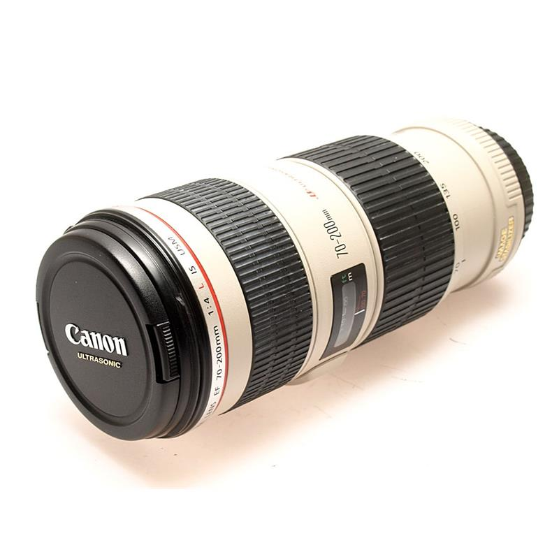 Canon 70-200mm F4 L IS USM Thumbnail Image 0