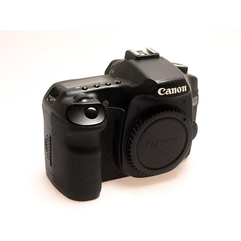 Canon EOS 40D Body Only Thumbnail Image 0