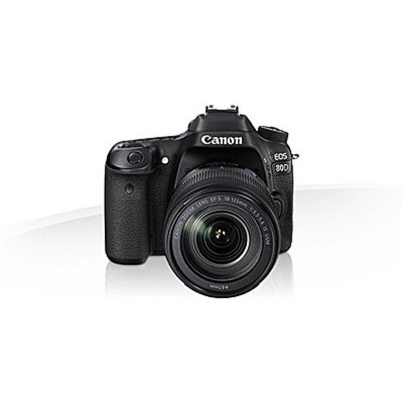 Canon EOS 80D + 18-55mm IS STM  Image 1