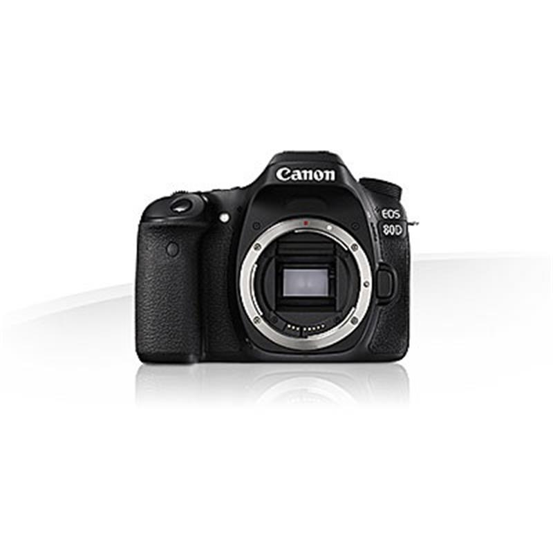 Canon EOS 80D Body Only  Image 1