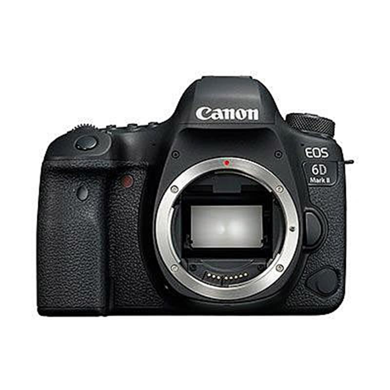 EOS 6D II Body Only ~ Canon Double Winter Cashback Black Friday Thumbnail Image 0