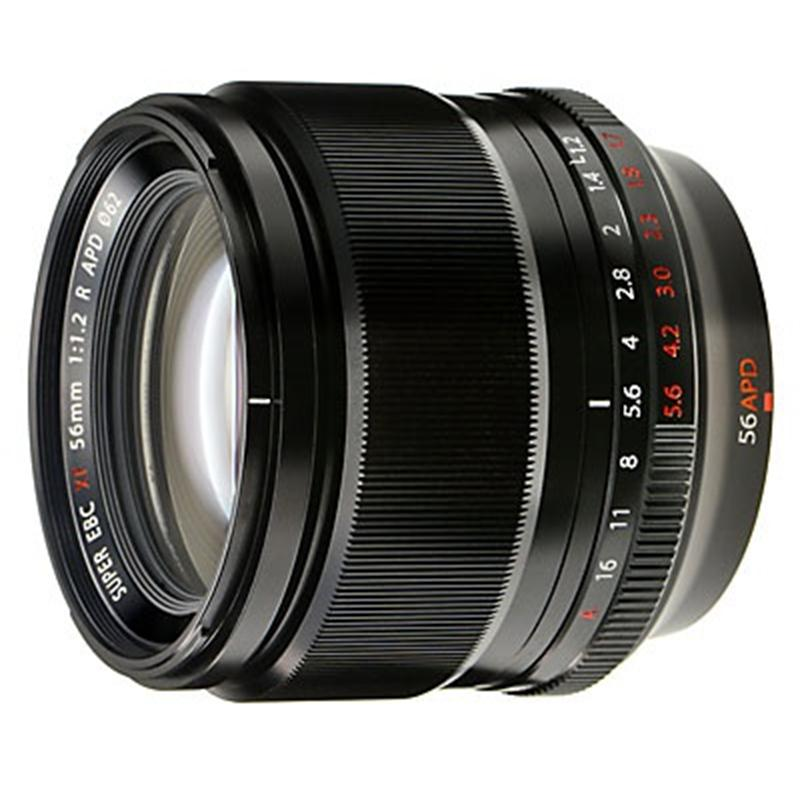 56mm F1.2 R APD XF ~ Fujifilm Winter Cashback Promotion Image 1
