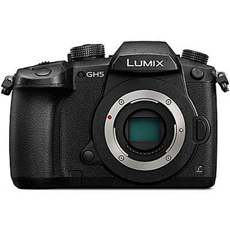 Panasonic DC GH5 Body Only  Image 1