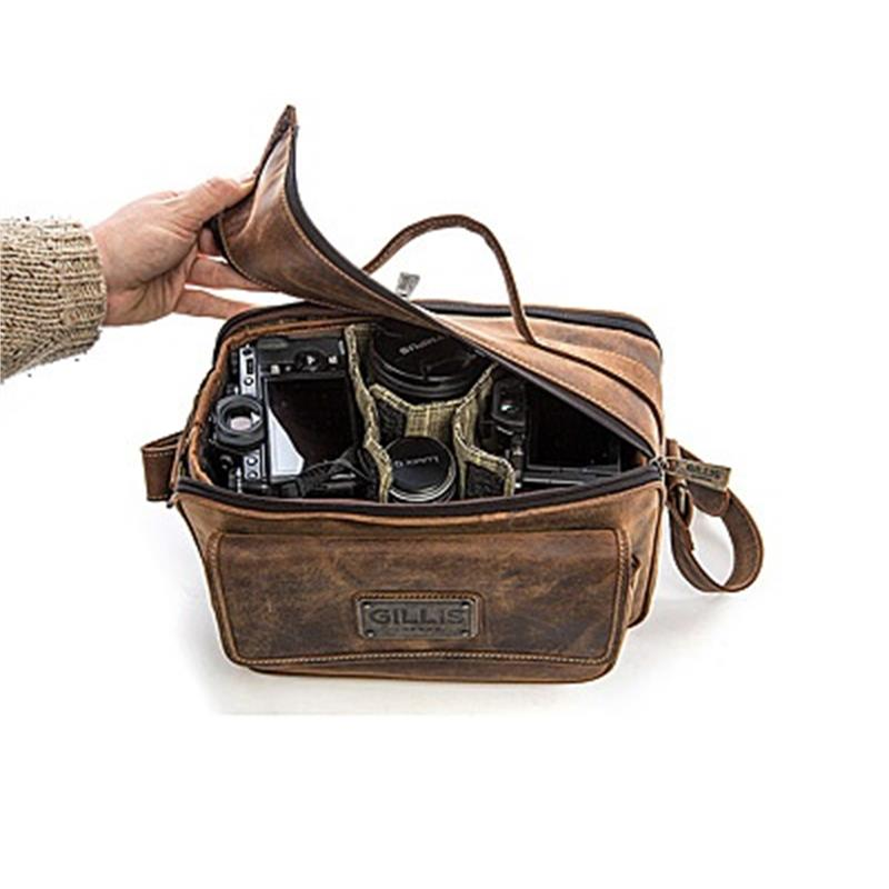 Gillis Trafalgar 'Mini' Camera Bag - 7722 Thumbnail Image 2