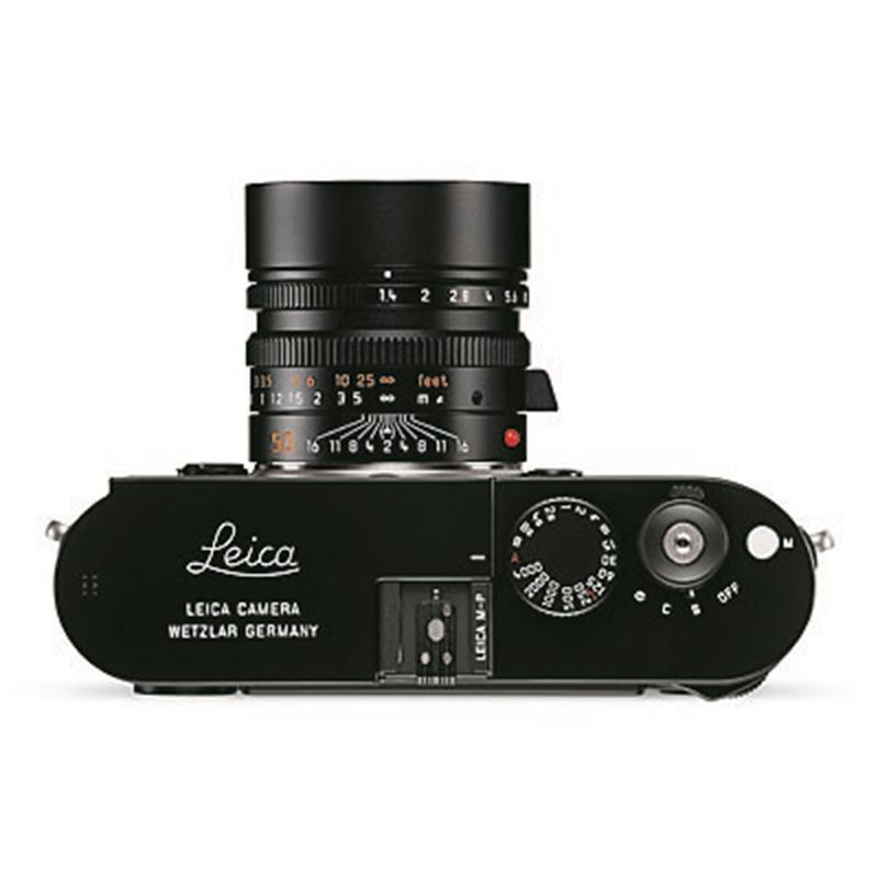 Leica M-P (Typ 240) Body Only - Black Image 1