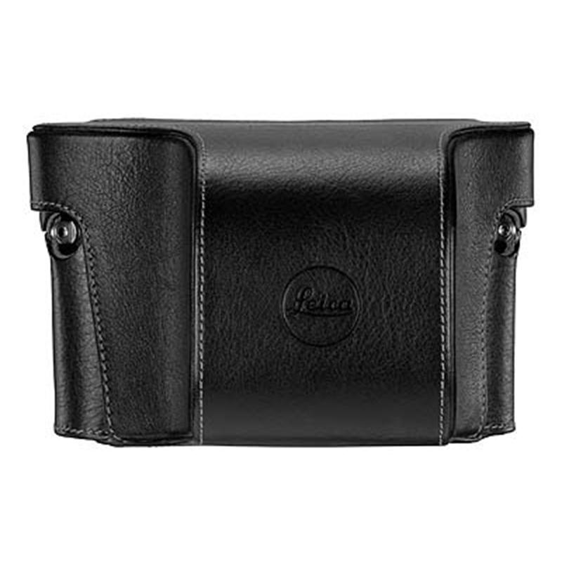 Leica Black Ever-Ready Leather Case (X Vario) 18778 Image 1