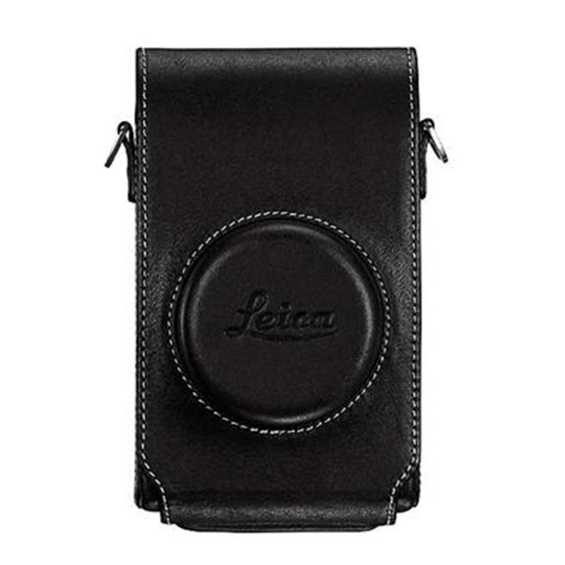 Leica Leather Protective Case - Black (X2) _ SALE Image 1